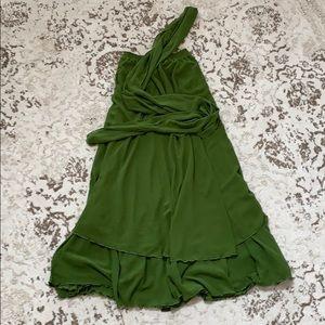 Dresses & Skirts - Green Skirt with Belt